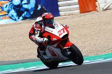 Pebalap Indonesia Andi Gilang Antusias Tatap Moto2 San Marino