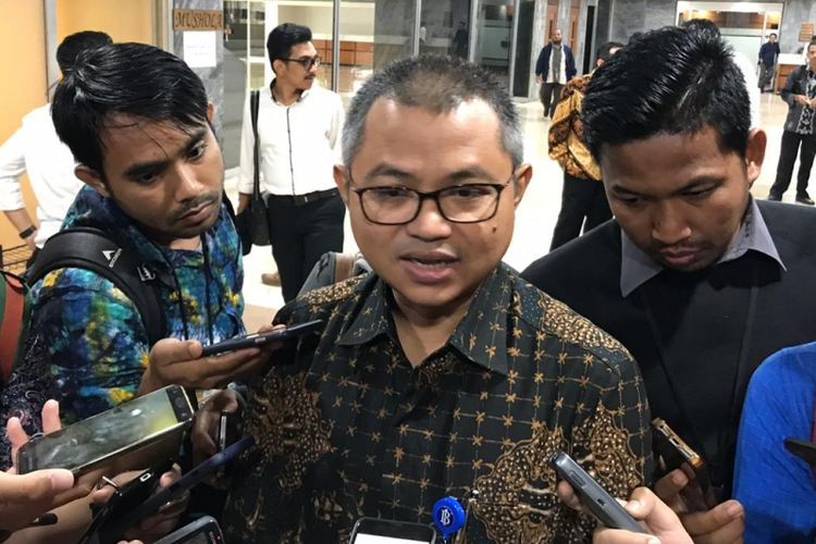 Direktur Eksekutif Departemen Internasional Bank Indonesia Doddy Zulverdi