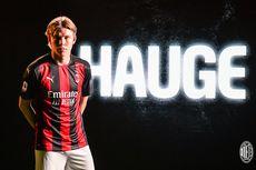 AC Milan Vs Spezia, Laga Debut Jens Petter Hauge?