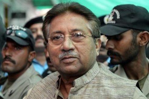 Pakistan Adili Pervez Musharraf dengan Tuduhan Pengkhianatan