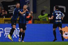 Klasemen Liga Italia - Napoli-AC Milan Setara, Inter Gagal Menang Lagi