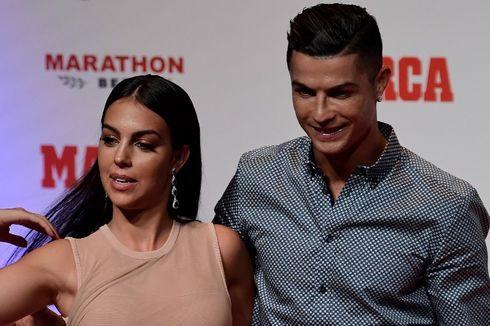 Georgina Rodriguez: Saya Malu di Depan Ronaldo Ketika...