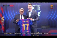 Koeman Heran Kenapa Barcelona Tak Punya Striker seperti Luuk De Jong