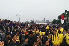 Ada Aksi Demo di Monas dan Gedung DPR RI, Rute Transjakarta Dialihkan