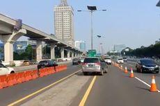 Beban Tol Dalam Kota Sudah Maksimal, Jasa Marga Minta Wacana Jalur Sepeda Dipertimbangkan Lagi