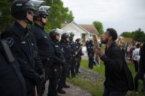 Kematian George Floyd, Dewan Minneapolis Ganti Polisi dengan Sistem Keamanan Komunitas