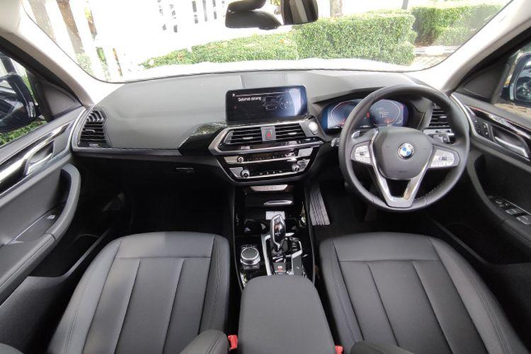Interior New BMW X3 sDrive20i