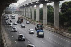 Selasa Siang, Tol Jakarta-Cikampek Arah Trans Jawa Ramai Lancar