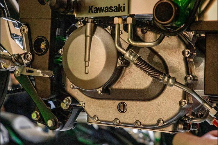 Kawasaki EV Project EICMA 2019