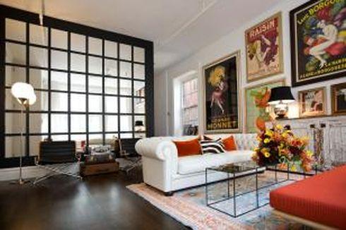 Interior Rumah Becermin Lebih Cantik