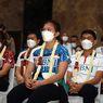 Olimpiade Tokyo, Tim Bulu Tangkis Indonesia Latihan di Kamar Selama Isolasi
