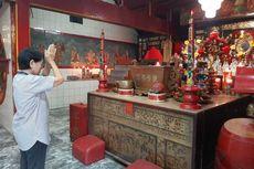 Mengenal Kelenteng Coklat, Tertua di Surabaya dengan 22 Patung Dewa