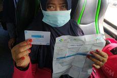 Sertifikat Vaksinasi Covid-19 Jadi Syarat Naik Bus dari Terminal Kalideres