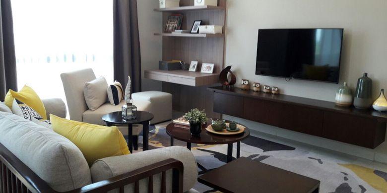 Show unit Nivata Residence, Ciputra Beach Resort.