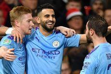 5 Fakta Laga Semifinal Carabao Cup antara Man United Vs Man City