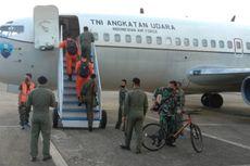 TNI AU Bantu Sisir Lokasi Speedboat yang Hilang di Laut Maluku