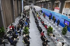 73.000 Warga Beijing Sudah Disuntik Vaksin Covid-19, Ribuan Lainnya Masih Antre