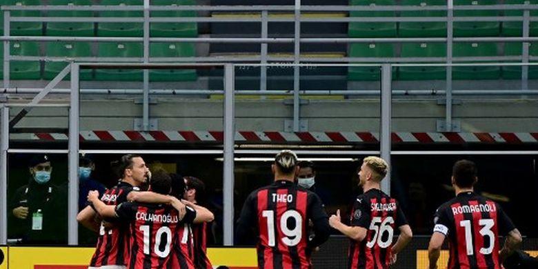Link Live Streaming Celtic Vs Ac Milan Kick Off 02 00 Wib Halaman All Kompas Com