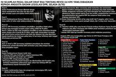 DPR Usulkan Inisiatif Revisi UU KPK karena Anggap Pemerintah Lamban