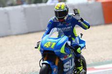 Suzuki Kuasai Baris Terdepan Start GP Catalunya