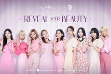 Brand Skincare Scarlett Gandeng Girlband Twice Jadi Star Ambassador