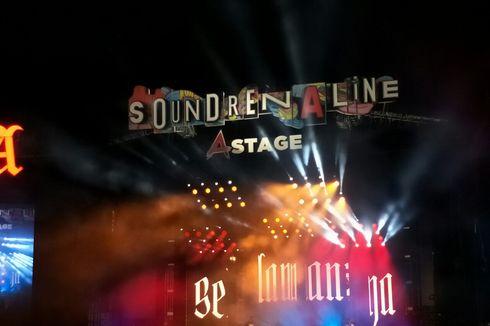 Penampilan Galak Seringai Bakar Gairah Penonton Soundrenaline 2019