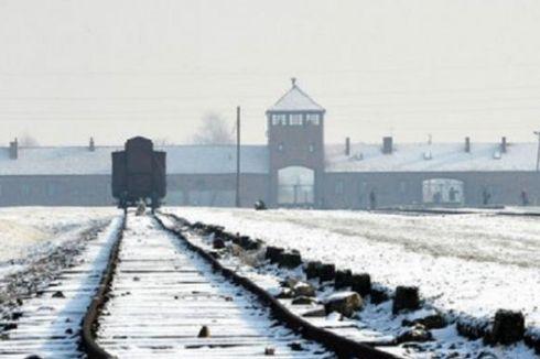 Pria AS Ketahuan Mencuri Bagian Rel Kereta di Bekas Kamp Nazi