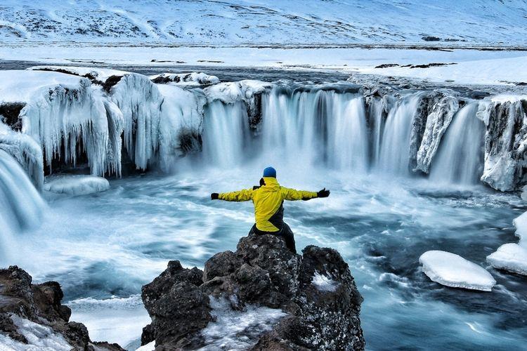 Ilustrasi Islandia