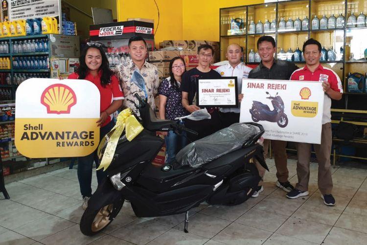 Pemenang Shell Lubricants Indonesia