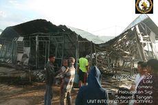 20 Huntara Bantuan Pembaca Kompas dan Gitaris Indonesia Terbakar
