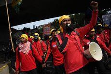 Buruh Akan Lakukan Aksi Demo Lagi jika Tuntutannya Tak Terpenuhi