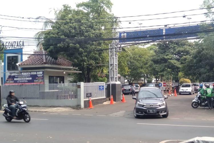 SMA Kolese Gonzaga, Pejaten Barat, Jakarta Selatan