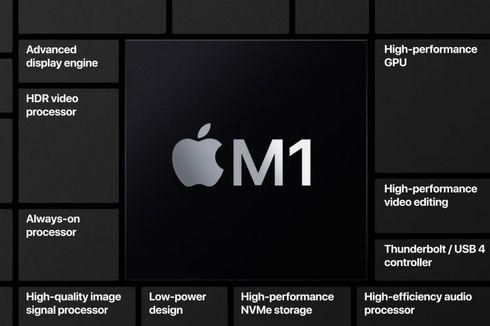 Seberapa Kuat Chip Apple M1 di MacBook Air Terbaru?