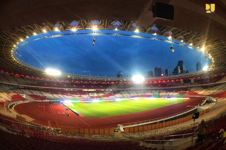 Stadion Gelora Bung Karno (GBK) Senayan