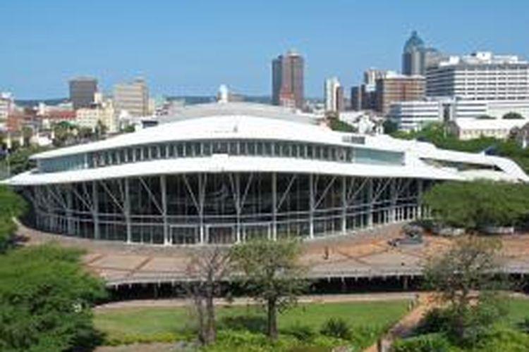 Tempat acara Architecture Otherwere di Durban, Durban ICC.