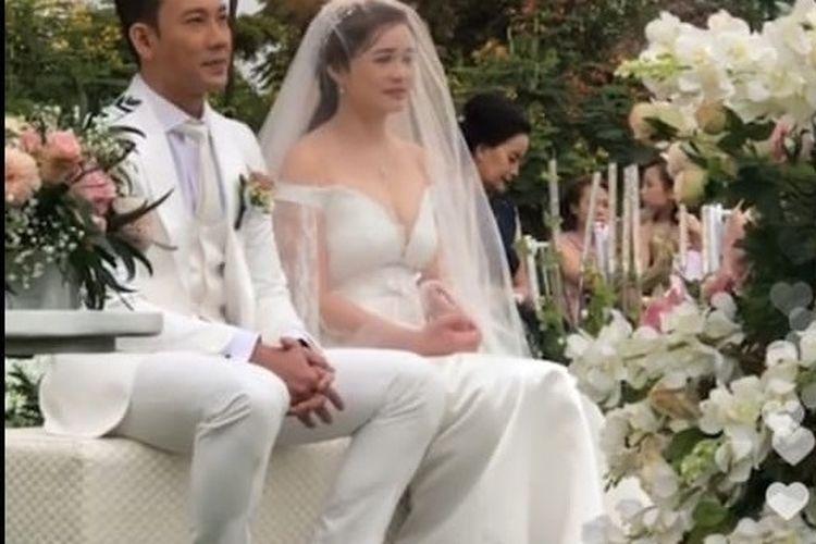 Sah, Denny Sumargo Resmi Menikah dengan Olivia Alan