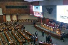 DPR Sahkan RUU Pesantren dan PPP, Tunda 4 RUU Termasuk RKHUP Sesuai Permintaan Jokowi