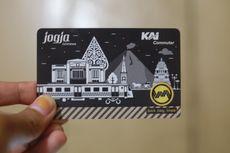 Cara Bikin Kartu Multi Trip untuk Naik KRL Solo-Yogyakarta