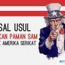 Kenapa AS Dijuluki Negeri Paman Sam?