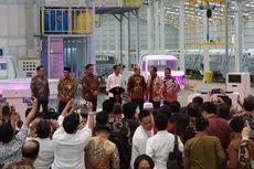Presiden Jokowi Dorong Pabrik Esemka Jadi Perusahaan Swasta Mandiri di Indonesia
