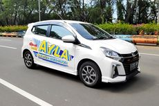 Jajal Daihatsu Ayla buat Harian, Konsumsi BBM 14 Kpl
