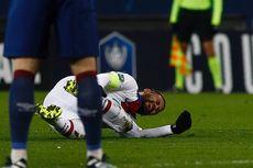 Caen Vs PSG - Neymar Jadi Tumbal, Terancam Absen Lawan Barcelona