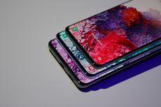 Samsung Galaxy S20 Ultra Cetak Rekor Layar Ponsel Terbaik