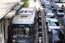 Tilang Elektronik di Tol dan Jalur Transjakarta Diterapkan Tahun Ini