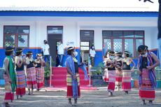 Dukung Pemerintah dalam Mencetak SDM Berkualitas, BRI Renovasi Sekolah di Wilayah Perbatasan