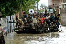 Hujan Deras dan Banjir Tewaskan 200 Orang di Perbatasan India-Pakistan