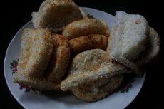 Gurihnya Kue Rangin Mas Bejo, Kue Tradisional dari Kelapa Parut dan Tepung Ketan yang Kian Langka