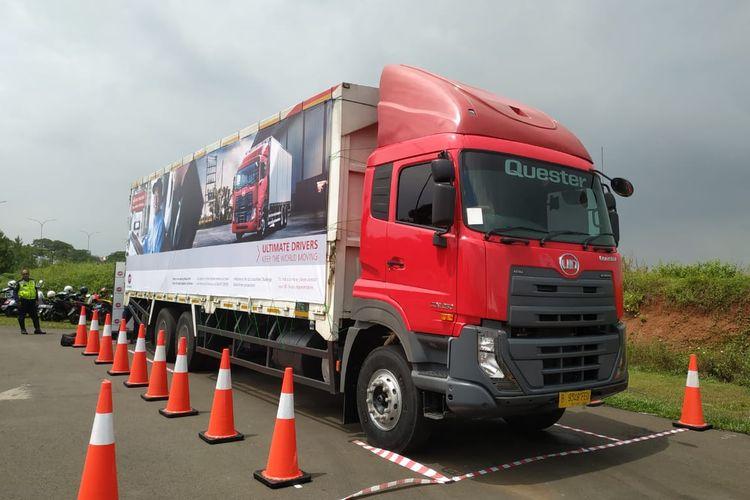 UD Trucks Extra Mile Challenge 2020