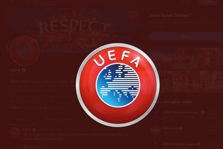 Logo resmi UEFA