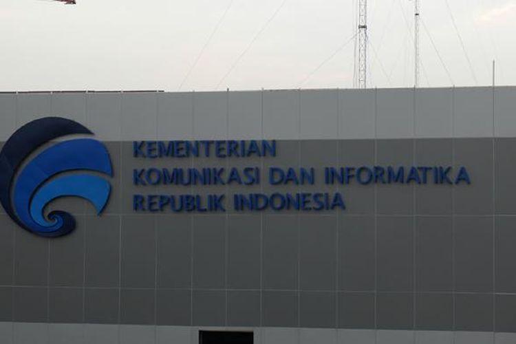 Gedung Kementerian Komunikasi dan Informatika